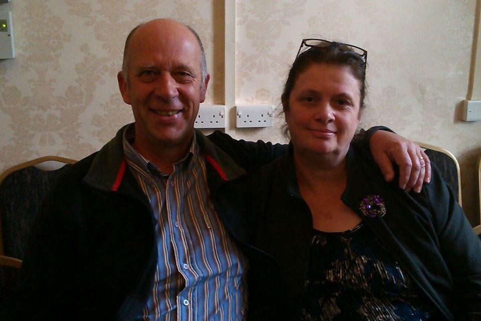 Ian and Eunice Tait